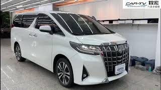 Toyota ALPHA 阿爾法影音升級。不用換螢幕升級影音平板上網功能
