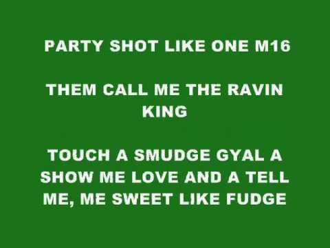 Popcaan - Party Shot LYRICS (follow @DancehallLyrics )