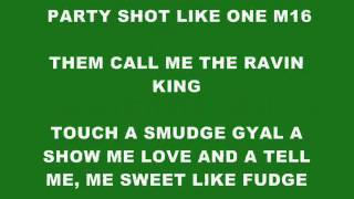 Popcaan - Party Shot LYRICS (follow @DancehallLyrics )