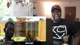 African Drug Lord TERRIFIES people on Black Ops - EP3 REACTION!!!