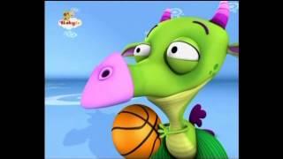 BabyTV Draco - basketbal