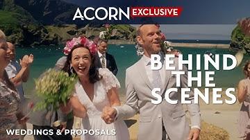 Acorn TV Exclusive | Doc Martin Behind the Scenes | Weddings and Proposals