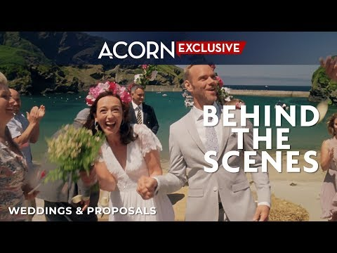Acorn TV Exclusive | Doc Martin Behind The Scenes | Weddings And Proposals
