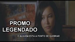 "Glee | 4x20 Promo ""Lights Out"" | Legendado"