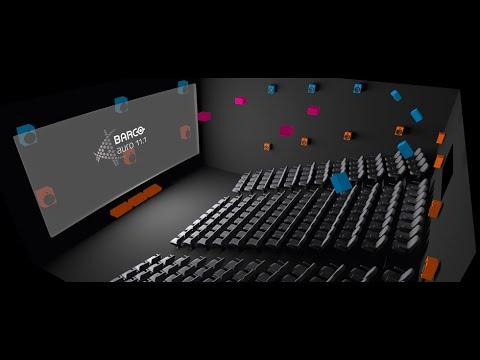 Auro 11.1 by Barco at MBO Cinemas