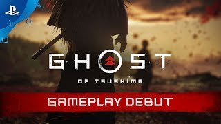 Download Ghost of Tsushima - E3 2018 Gameplay Debut   PS4 Mp3 and Videos