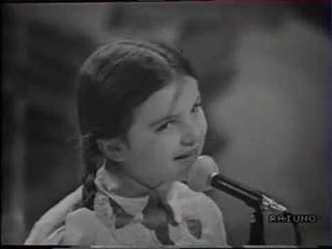 la sveglia birichina -  15° Zecchino d'Oro 1973