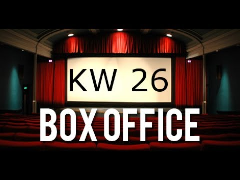 Box Office Tippspiel 2017 KW 26