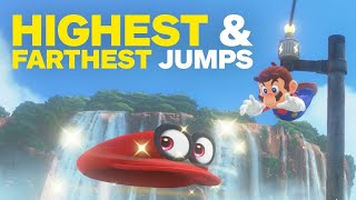 Super Mario Odyssey: How to Jump Higher and Farther