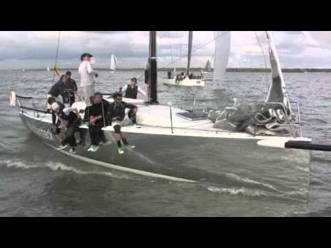 MDL Hamble Big Boat Championship Races 1 - 3