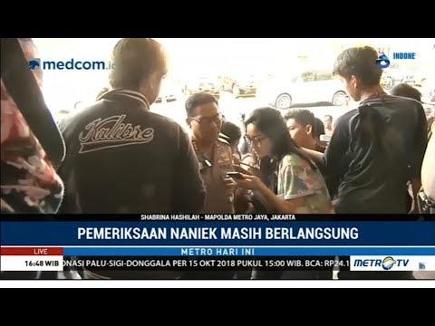 Naniek S Deyang Masih Diperiksa Intensif Di Polda Metro Jaya