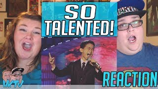 TNT Kids׃ Jhon Clyd Talili ¦ I Don't Wanna Miss A Thing Grand Champion REACTION!! 🔥