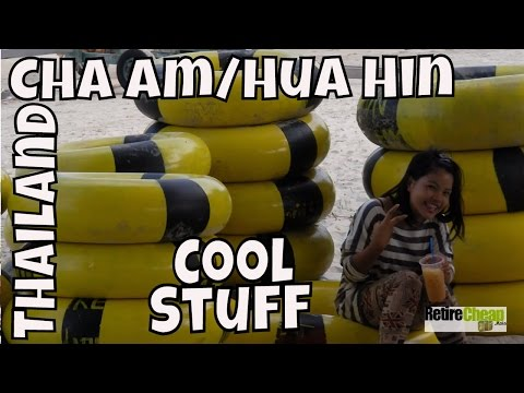 JC's Neat Stuff to See and Do around Hua Hin and Cha Am, Thailand - Part 02
