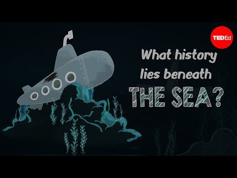 How much of human history is on the bottom of the ocean? - Peter Campbell