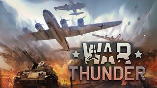 War Thunder - Топ Танки - Нагибаем! #47