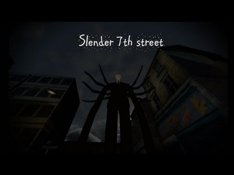 Slender Marathon!! :D - 7th Street - Shady houses everywhere