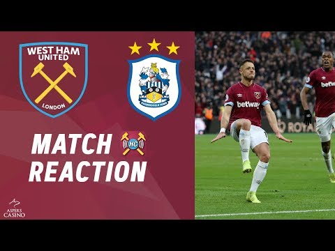 West Ham Utd 4-3 Huddersfield Town highlights discussed |  'Chicarito' Hernandez braces wins it