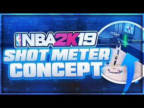 *NEW* NBA 2K19 SHOT METER CONFIRMED!! LEAKED NBA 2K19 GAMEPLAY & NEWS!!! (CLICKBAIT)