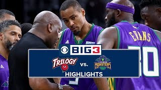 Season 3 Week 1 | Highlights | Trilogy vs. 3 Headed Monsters