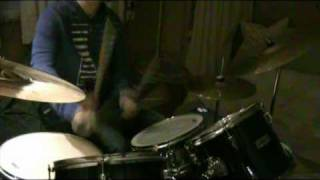 Queens Of The Stone Age - Born To Hula Drum Cover