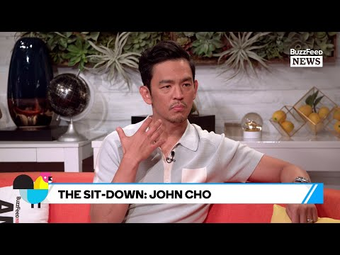 John Cho On Being Extremely Handsome:
