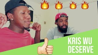 Kris Wu (EXO) ft Travis Scott- Deserve {Honest Reaction}