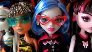 Куклы Монстер Хай (Monster High). Купить подарок ребенку на день рождения!(, 2014-07-10T18:12:26.000Z)