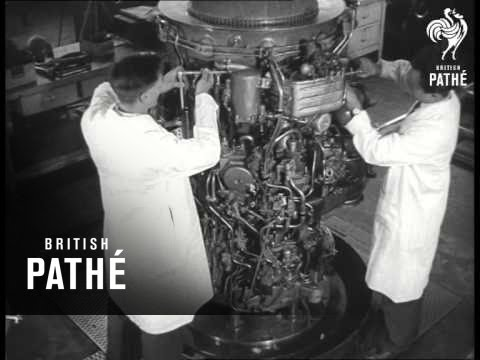 B.A.C. One-Eleven In Production (1962)