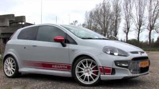 Fiat Abarth Punto Evo 2011 Videos