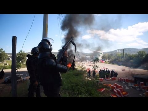 US arming of Mexican police under fire in light of Oaxaca violence