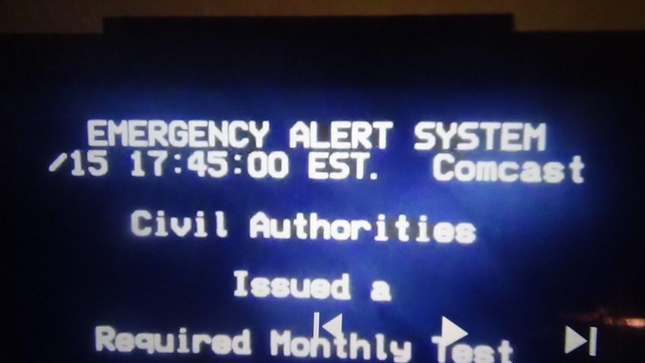 Emergency Alert System Maker – Billy Knight