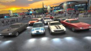 Fast & Furious 6: The Game Debut Trailer