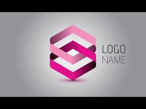 Adobe Illustrator CC | 3D Logo Design Tutorial (Cross Ribbon)