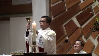 11 24 2018 Vietnamese Vesions LM. Thái Duy Nicolaus The Solemnity of Christ the King Cecilia Tustin