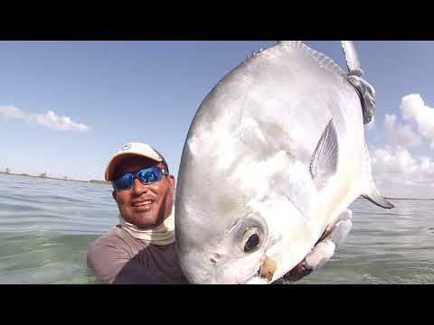 NICK FLY FISHING - PERMIT - MEXICO APR 2019