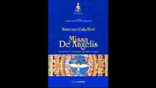 Gloria dalla Missa De Angelis a 2 voci di Francesco Gabellieri