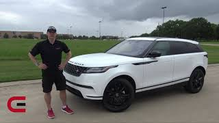 10 Things About: 2019 Range Rover Velar on Everyman Driver