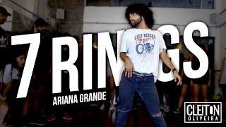 7 Rings - Ariana Grande (COREOGRAFIA) Cleiton Oliveira / IG: @CLEITONRIOSWAG Part. 1