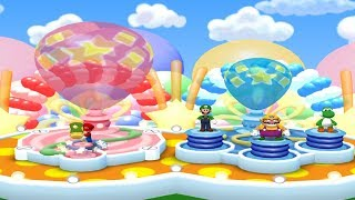 Mario Party 6 - All 1-vs-3 Minigames