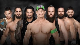 WWE MEN's ELIMINATION CHAMBER 2018 :RESULTS OUT
