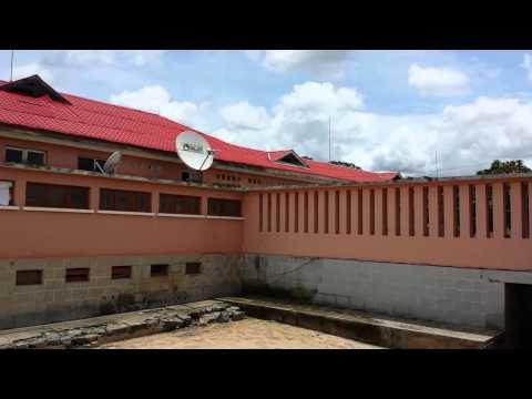 Bié- Hospital do Kuito