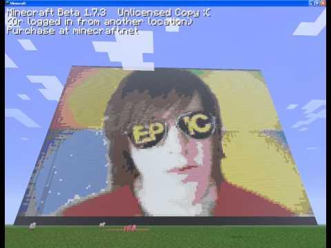 Shane Dawson - Minecraft art thumbnail