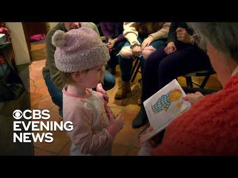 AJ - #GoodNews:  Entire Community Learns Sign Language to Support 2 Year-Old