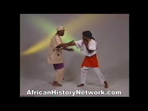 Empty Hands - World of African Martial Arts Intro - Kilindi Iyi