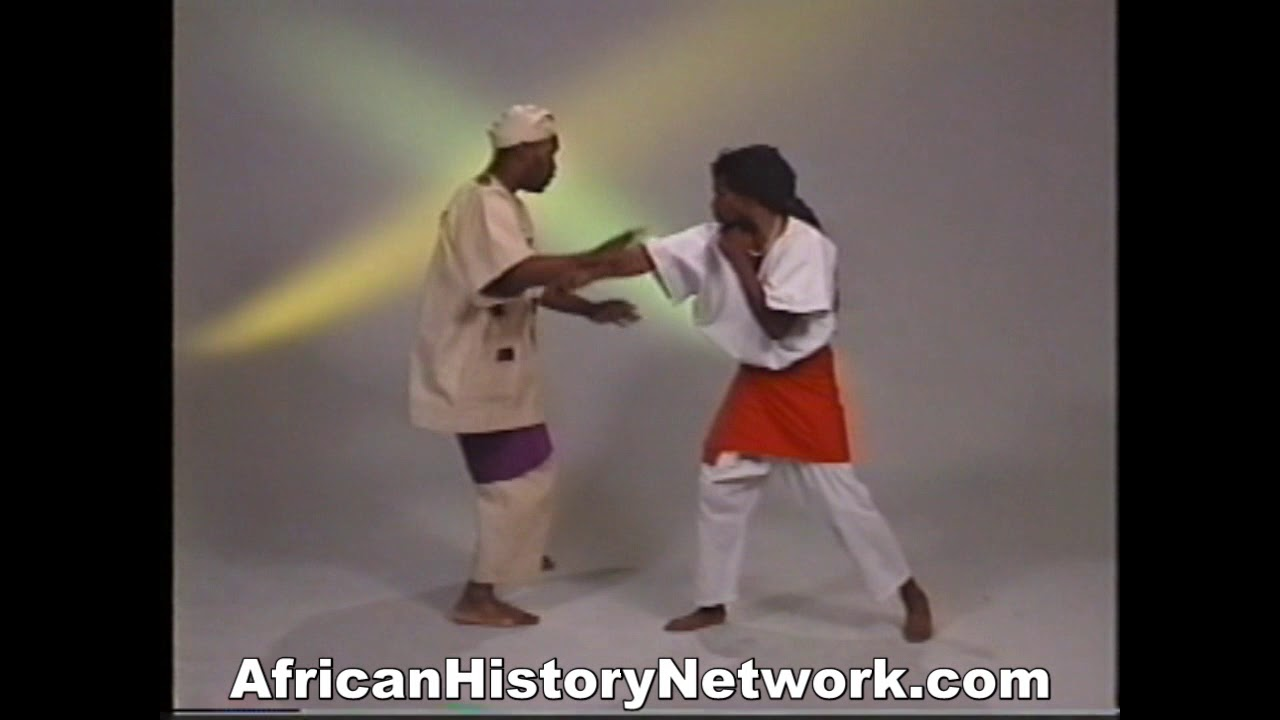 Empty Hands - World of African Martial Arts Intro - Kilindi Iyi