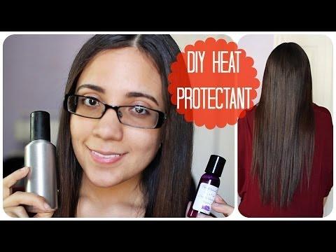 DIY Heat Protectants!