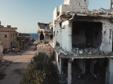 ISIS regroups to attack a fragmented Libya