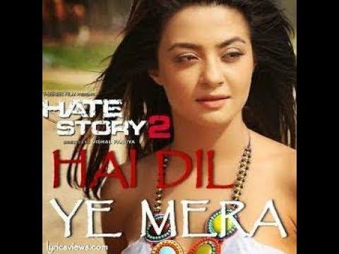 Hai Dil Yeah Mera Har Pal Tujhe   By.   ZEENAT SHAIKH