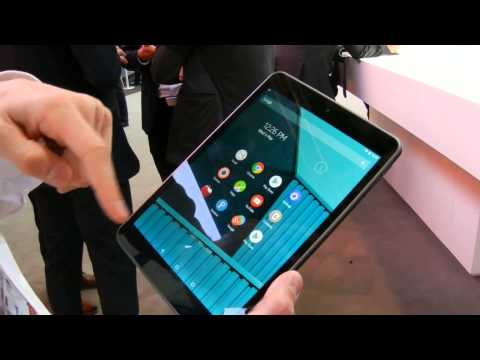 First look Nokia N1 - MWC15