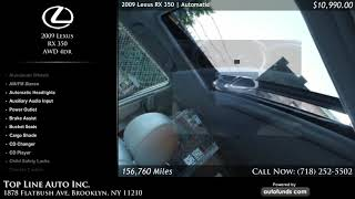 Used 2009 Lexus RX 350 | Top Line Auto Inc., Brooklyn, NY